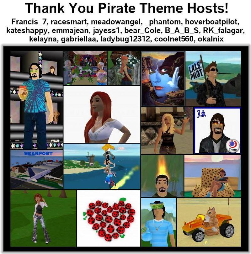 Piratehosts